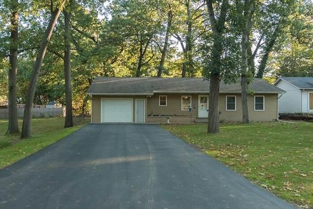 302 N John Street, Decatur, MI 49045 (MLS #21111419) :: Sold by Stevo Team   @Home Realty