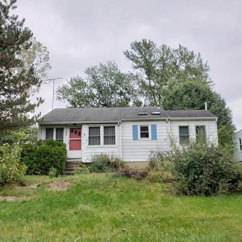 603 Lake Boulevard, Paw Paw, MI 49079 (MLS #21111425) :: Sold by Stevo Team | @Home Realty