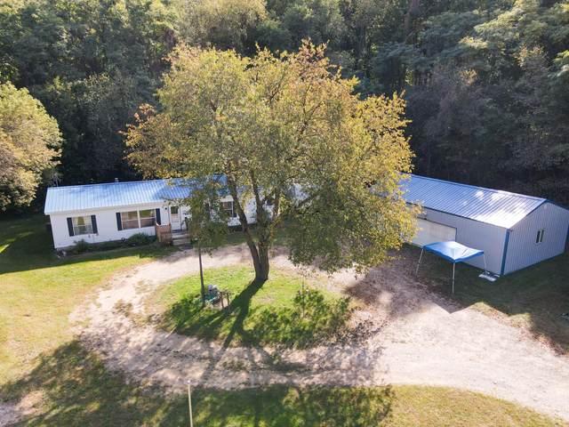 7505 Cedar Creek Road, Delton, MI 49046 (MLS #21111474) :: JH Realty Partners