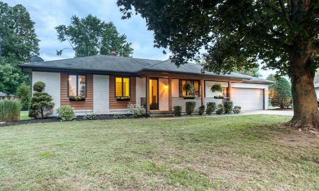 7424 Sandyhill Drive, Jenison, MI 49428 (MLS #21111476) :: Keller Williams Realty | Kalamazoo Market Center