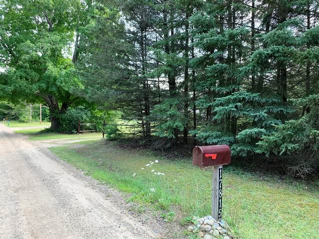 17815 Old Logging Road, Hersey, MI 49639 (MLS #21111504) :: JH Realty Partners