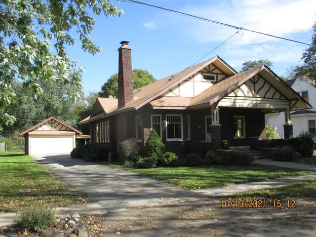 206 John Street, Union City, MI 49094 (MLS #21111509) :: The Hatfield Group