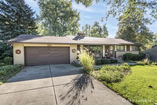 224 Ivanhoe Avenue NE, Grand Rapids, MI 49546 (MLS #21111511) :: Fifth Floor Real Estate