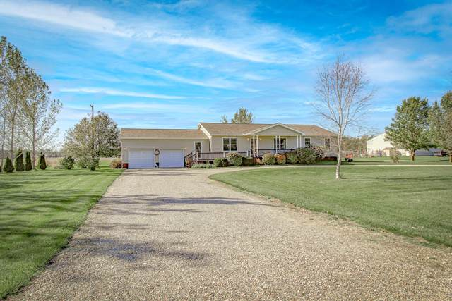 404 Prairie River Road, Bronson, MI 49028 (MLS #21111527) :: The Hatfield Group