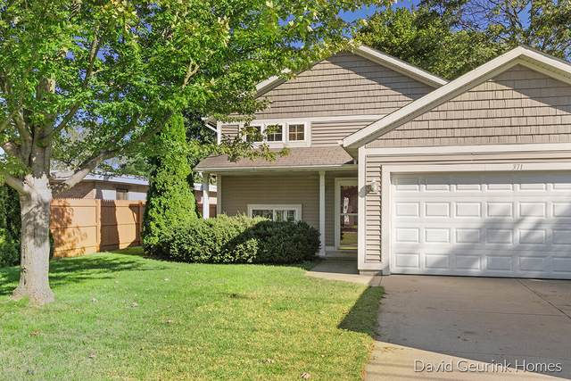371 N Jefferson Street, Zeeland, MI 49464 (MLS #21111537) :: Keller Williams Realty | Kalamazoo Market Center