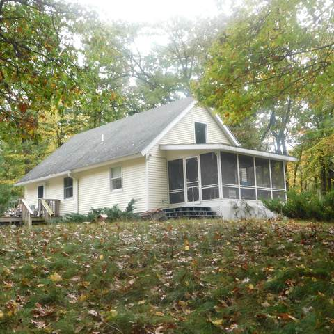 1924 Hess Lake Drive, Newaygo, MI 49337 (MLS #21111540) :: The Hatfield Group