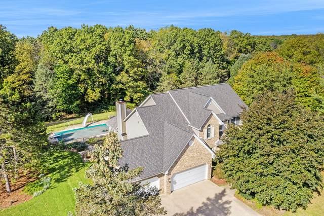 3939 Fieldstone Circle, Galesburg, MI 49053 (MLS #21111559) :: Sold by Stevo Team | @Home Realty