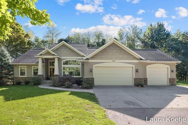 3442 Peach Ridge Avenue NW, Grand Rapids, MI 49544 (MLS #21111560) :: Keller Williams Realty | Kalamazoo Market Center