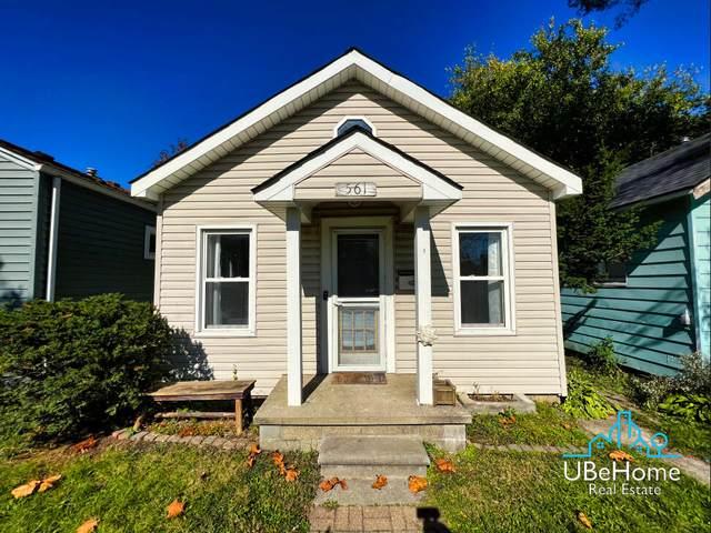 561 Rosewood Street, Ferndale, MI 48220 (MLS #21111561) :: Sold by Stevo Team | @Home Realty