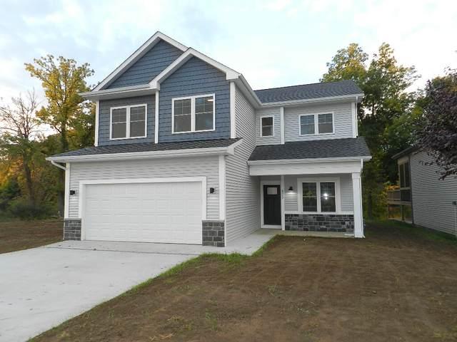 630 Swan River Drive, Benton Harbor, MI 49022 (MLS #21111565) :: JH Realty Partners