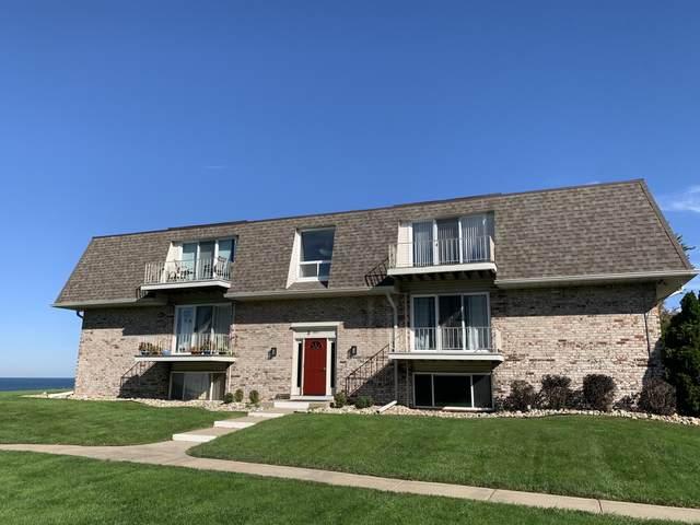 3612 Lakeshore Drive D11, St. Joseph, MI 49085 (MLS #21111597) :: Keller Williams Realty | Kalamazoo Market Center