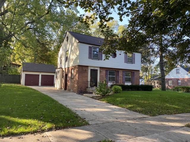 2540 Albert Drive SE, East Grand Rapids, MI 49506 (MLS #21111604) :: Fifth Floor Real Estate