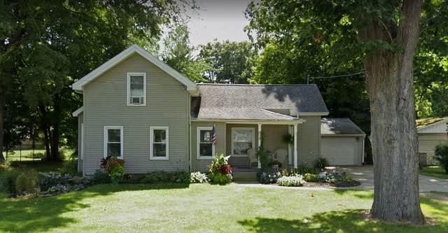 215 Hanover Street, Concord, MI 49237 (MLS #21111610) :: JH Realty Partners