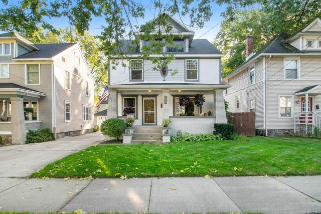 150 Fuller Avenue SE, Grand Rapids, MI 49506 (MLS #21111612) :: JH Realty Partners