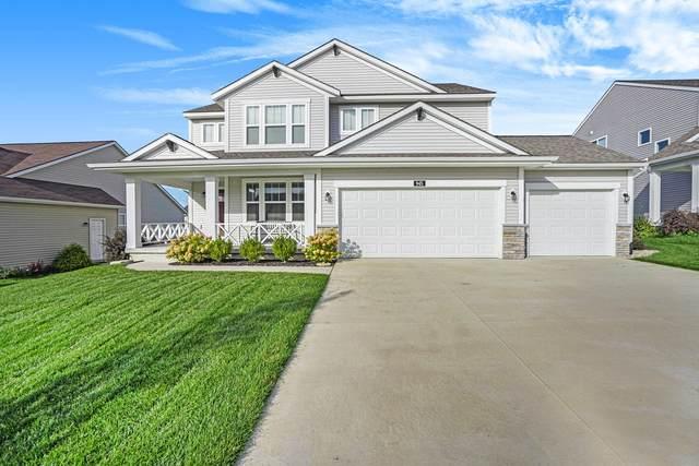 945 Dreamfield Drive SE, Byron Center, MI 49315 (MLS #21111613) :: JH Realty Partners