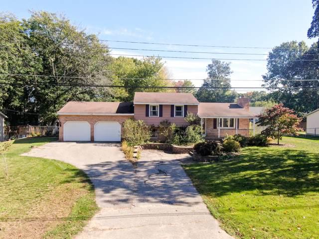 15322 Channel Road, Grand Haven, MI 49417 (MLS #21111619) :: Deb Stevenson Group - Greenridge Realty