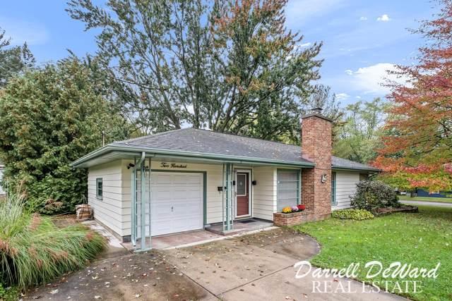 200 Boltwood Drive NE, Grand Rapids, MI 49505 (MLS #21111647) :: JH Realty Partners