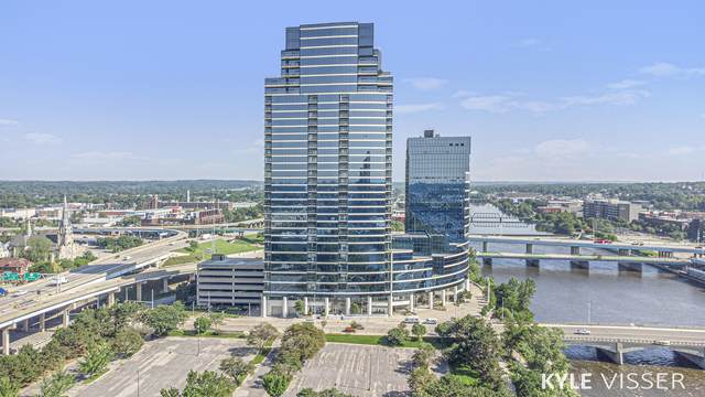 335 Bridge Street NW #2401, Grand Rapids, MI 49504 (MLS #21111660) :: JH Realty Partners
