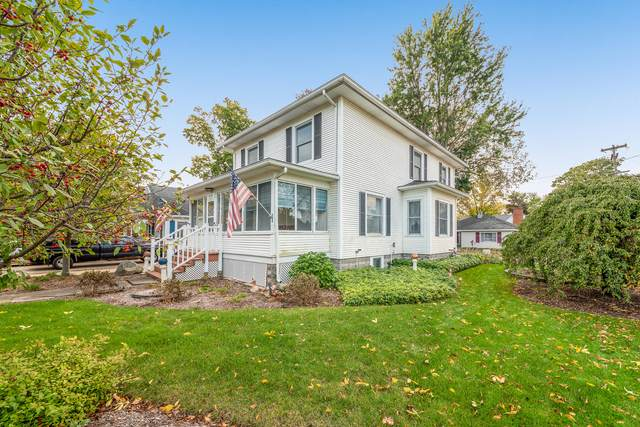 404 S Main Street, Wayland, MI 49348 (MLS #21111670) :: Fifth Floor Real Estate