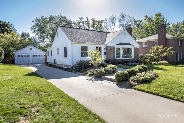 2462 Beechwood Drive SE, Grand Rapids, MI 49506 (MLS #21111684) :: JH Realty Partners