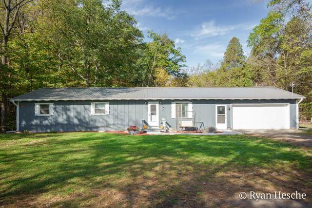 3918 W Bluewater Highway, Ionia, MI 48846 (MLS #21111709) :: Sold by Stevo Team | @Home Realty