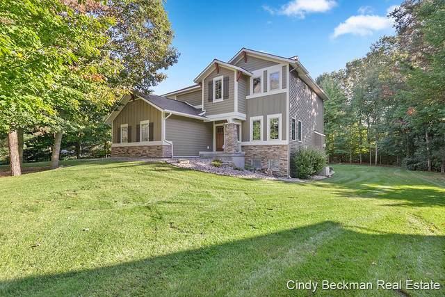 16990 Mapleridge Drive, West Olive, MI 49460 (MLS #21111732) :: Deb Stevenson Group - Greenridge Realty
