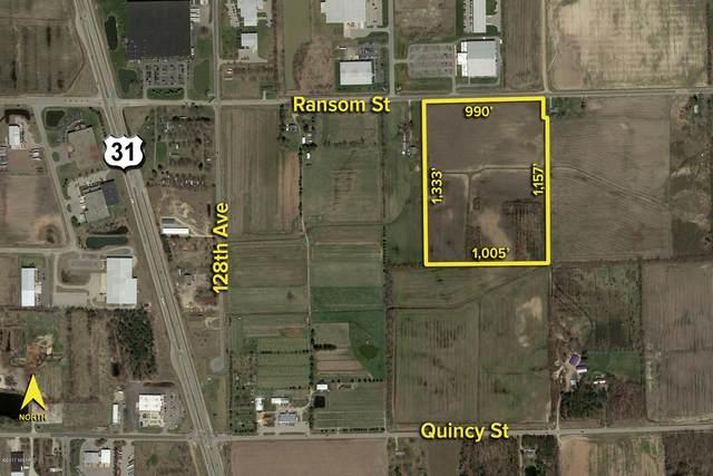 12466 Ransom Street, Holland, MI 49424 (MLS #21111777) :: Fifth Floor Real Estate
