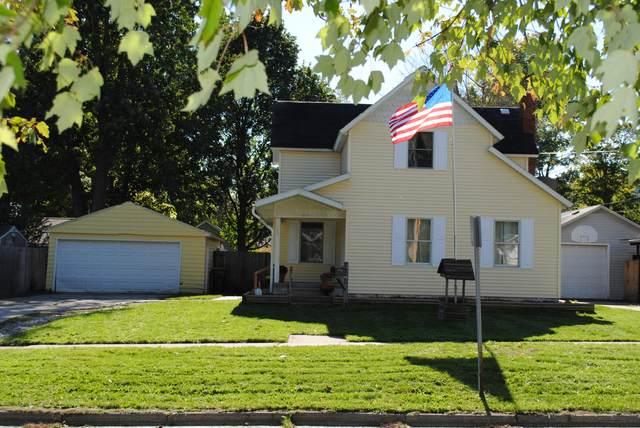 122 W Clinton Street, Hastings, MI 49058 (MLS #21111782) :: JH Realty Partners
