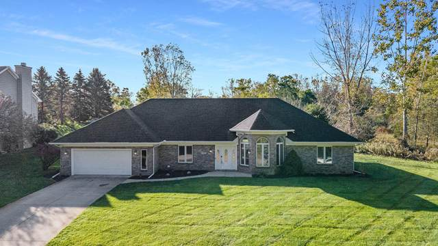 10480 Country Club Drive, Richland, MI 49083 (MLS #21111783) :: The Hatfield Group