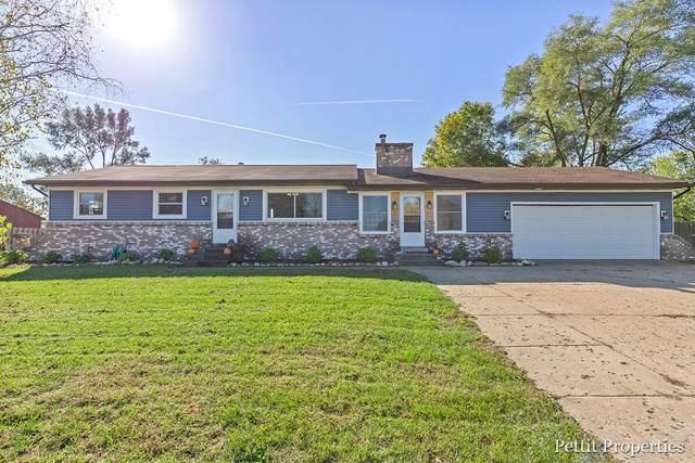 1728 Rhonda Drive, Dorr, MI 49323 (MLS #21111784) :: Keller Williams Realty   Kalamazoo Market Center