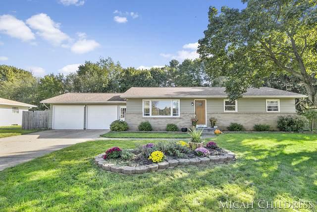 7482 Sandyhill Drive, Jenison, MI 49428 (MLS #21111800) :: Keller Williams Realty | Kalamazoo Market Center