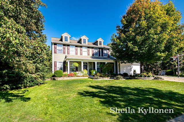 3419 Mason Ridge Drive NE, Grand Rapids, MI 49525 (MLS #21111815) :: Fifth Floor Real Estate
