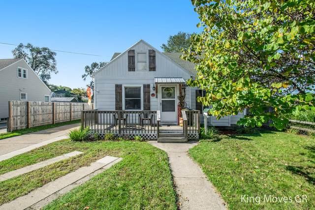 3139 Jefferson Avenue SE, Grand Rapids, MI 49548 (MLS #21111847) :: JH Realty Partners