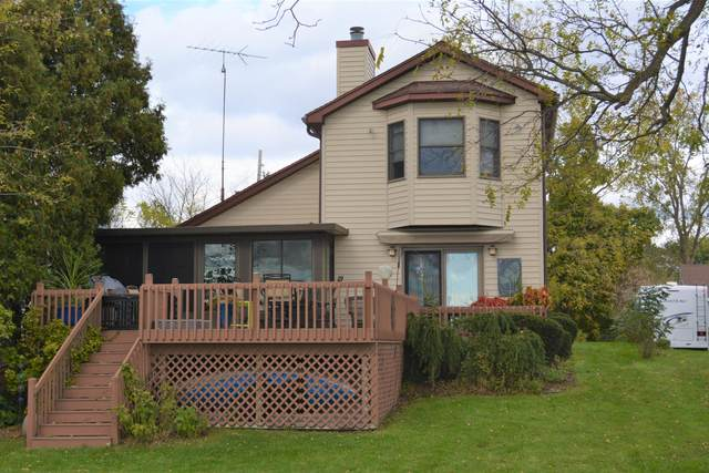 292 Ackerson Lake Drive, Jackson, MI 49201 (MLS #21111867) :: Keller Williams Realty | Kalamazoo Market Center