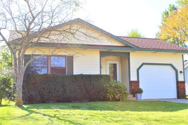 2844 Beechridge Drive, Hudsonville, MI 49426 (MLS #21111874) :: Keller Williams Realty | Kalamazoo Market Center