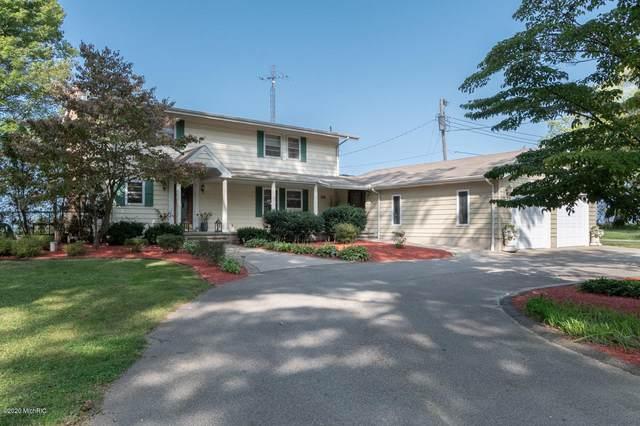 2450 Birch Path, St. Joseph, MI 49085 (MLS #21111887) :: Keller Williams Realty | Kalamazoo Market Center