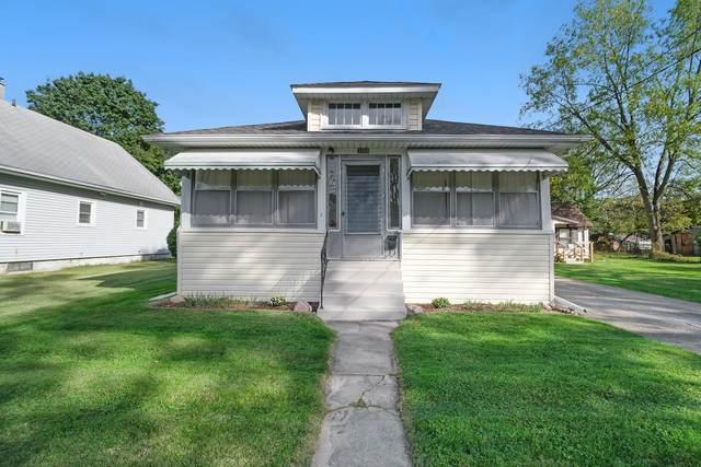 3509 Adams Street, Kalamazoo, MI 49008 (MLS #21111904) :: BlueWest Properties