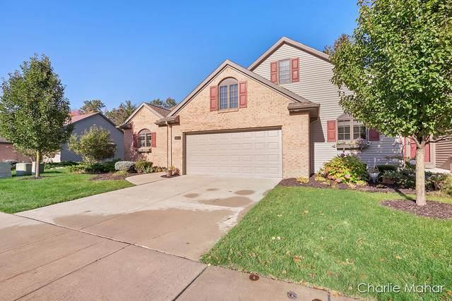 1013 Grosvenor Drive, Greenville, MI 48838 (MLS #21111918) :: Sold by Stevo Team | @Home Realty