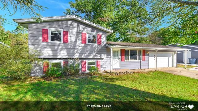 20290 Pine Lake Road, Battle Creek, MI 49014 (MLS #21111919) :: Keller Williams Realty | Kalamazoo Market Center