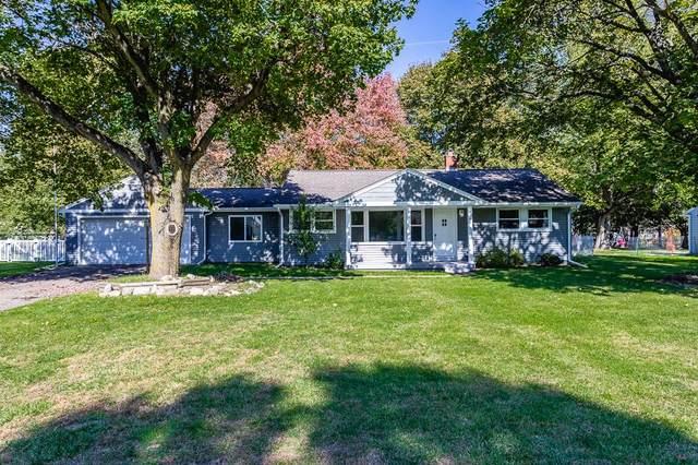2758 Parkside Boulevard, Jackson, MI 49203 (MLS #21111927) :: Keller Williams Realty | Kalamazoo Market Center