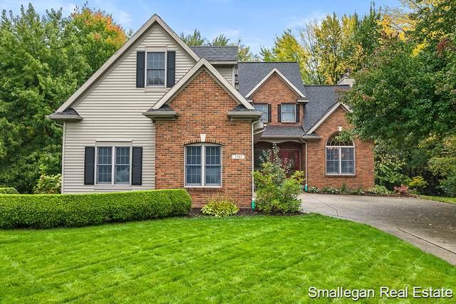 3545 Windshire Drive SE #18, Grand Rapids, MI 49546 (MLS #21111931) :: Fifth Floor Real Estate