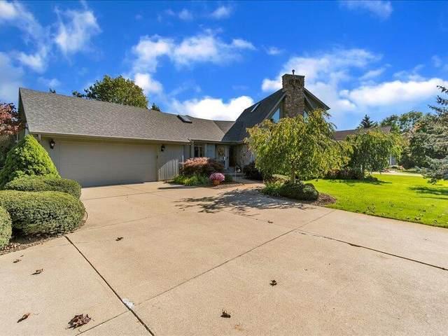 4533 Sid Drive, Jackson, MI 49201 (MLS #21111941) :: Keller Williams Realty | Kalamazoo Market Center