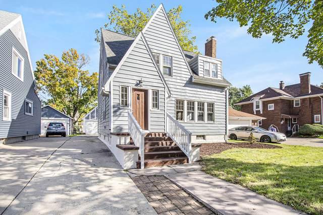 327 West Street, Lansing, MI 48915 (MLS #21111954) :: Sold by Stevo Team | @Home Realty