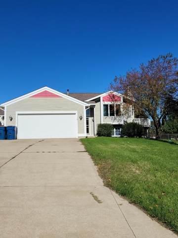 3207 Creek Ridge Drive, Hudsonville, MI 49426 (MLS #21111957) :: Keller Williams Realty | Kalamazoo Market Center