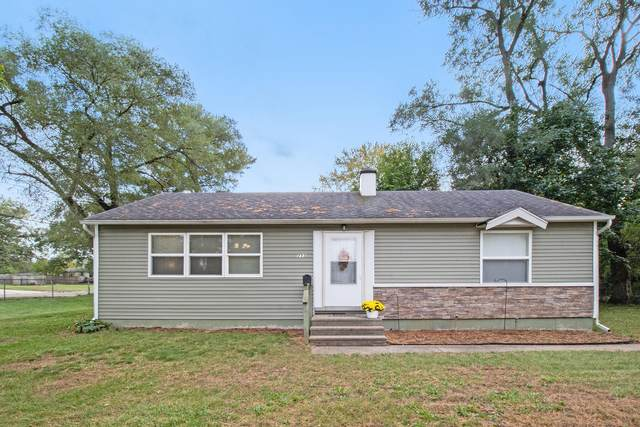 233 Taylor Avenue, Battle Creek, MI 49037 (MLS #21111963) :: CENTURY 21 C. Howard