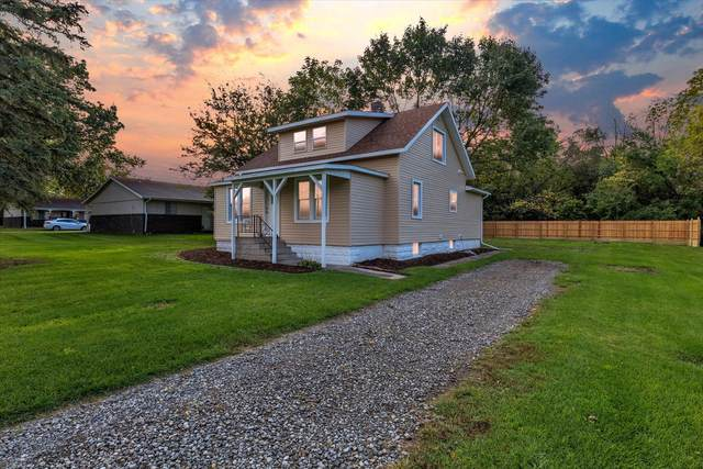 615 W 4th Street, Buchanan, MI 49107 (MLS #21111982) :: Sold by Stevo Team   @Home Realty