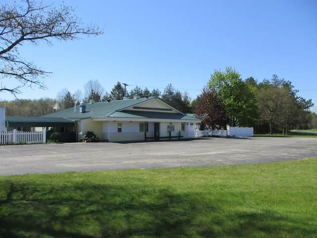 25 & 29 S. Greenvile Rd, Greenville, MI 48838 (MLS #21111984) :: Keller Williams Realty | Kalamazoo Market Center