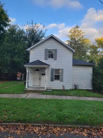 210 N Seventh Street, Niles, MI 49120 (MLS #21111994) :: Sold by Stevo Team | @Home Realty