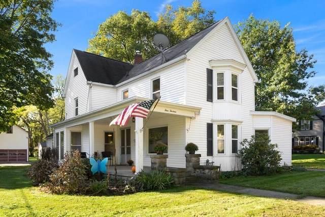 413 W Front Street, Buchanan, MI 49107 (MLS #21112002) :: Sold by Stevo Team   @Home Realty