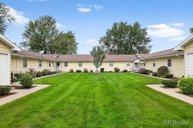 905 Andover Court SE #32, Kentwood, MI 49508 (MLS #21112018) :: Fifth Floor Real Estate